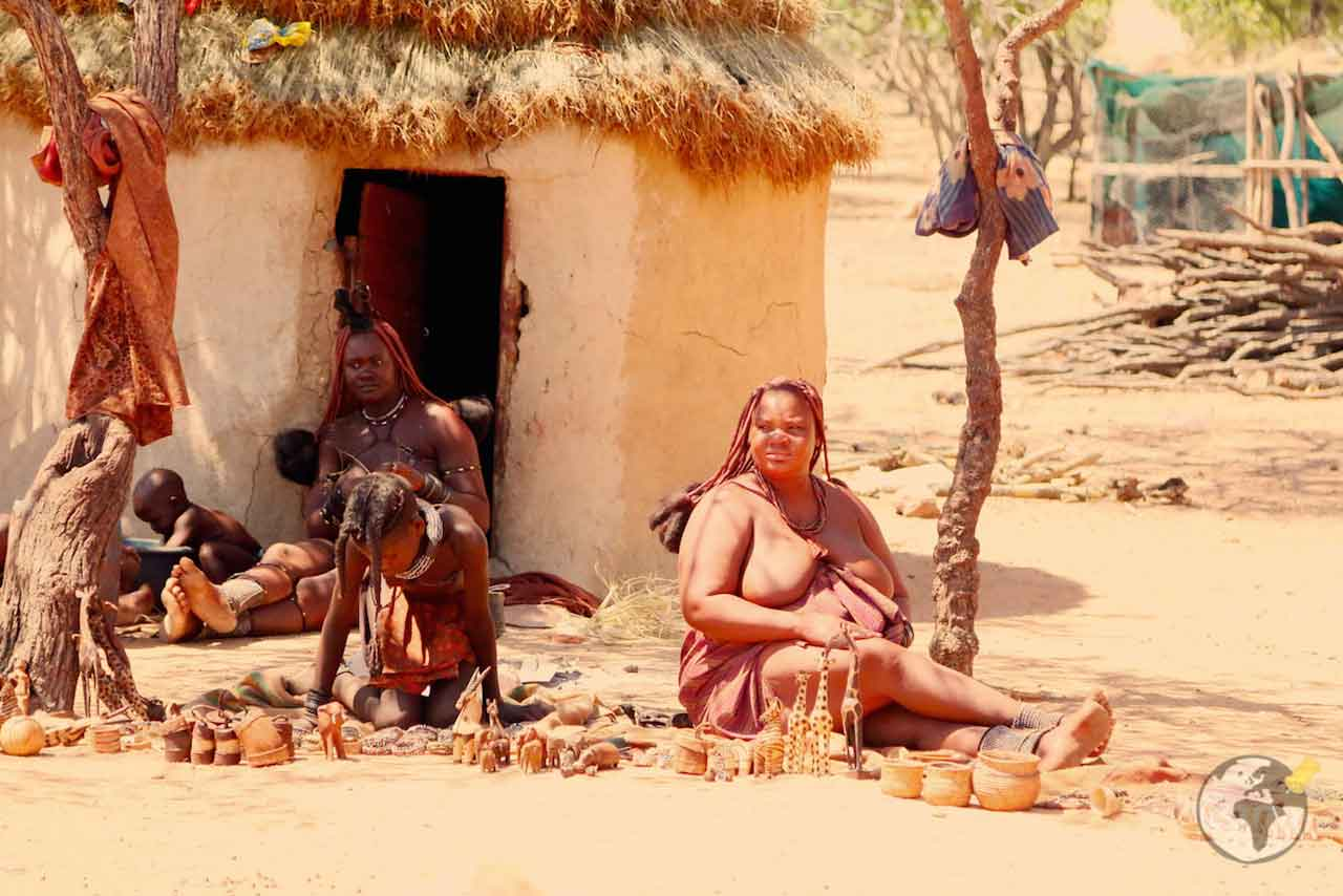 Tribo Himba Namibia